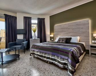 Il Palazzin Hotel - Qawra - Bedroom