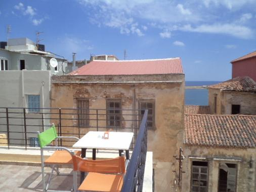 Morfeas Nest - Chania - Balcony
