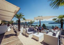 Art Deco Hotel Montana - Lucerne - Rooftop