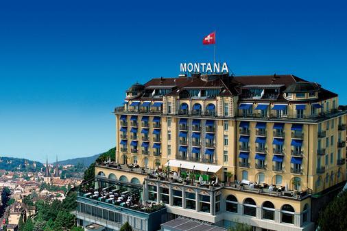 Penthouse by Art Deco Hotel Montana - Lucerna - Edificio