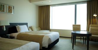 Park Hotel Tokyo - Tokyo - Bedroom
