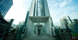 Park Hotel Tokyo - Tóquio - Edifício