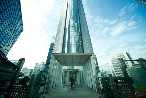 Park Hotel Tokyo - Tokio - Rakennus
