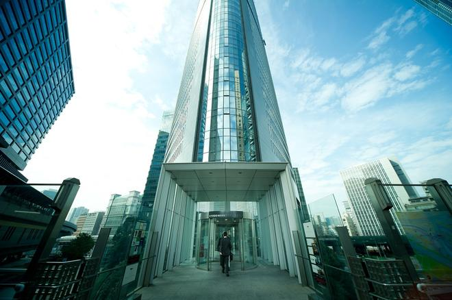 Park Hotel Tokyo - Tokyo - Edificio