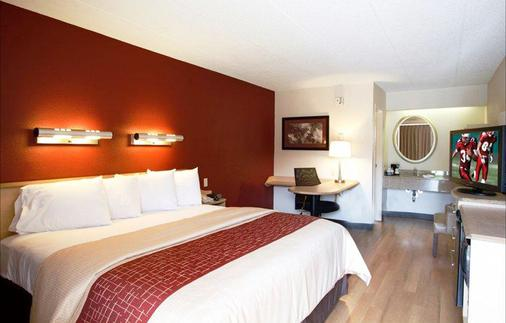 Red Roof Inn Enfield - Enfield - Schlafzimmer