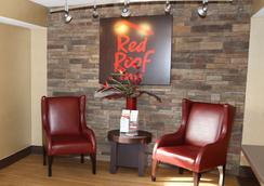 Red Roof Inn Enfield - Enfield - Lobby
