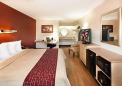 Red Roof Inn Wilkes-Barre Arena - Wilkes-Barre - Bedroom
