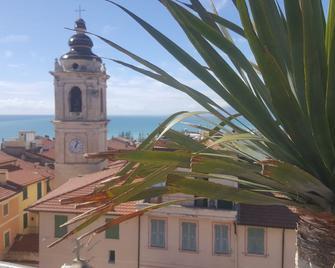 B&B La terrazza - Bordighera - Dachterrasse
