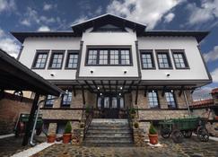 Teatar Hotel - Bitola - Bygning