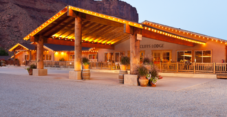 Red Cliffs Lodge - Moab - Building