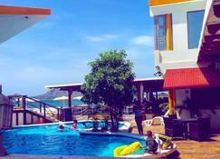 Hotel Marbella Montecristi - San Fernando de Monte Cristi - Piscina