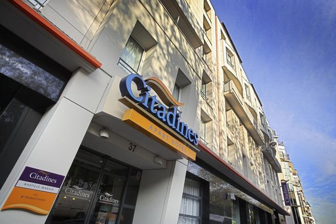 Citadines Bastille Marais Paris - Paris - Building