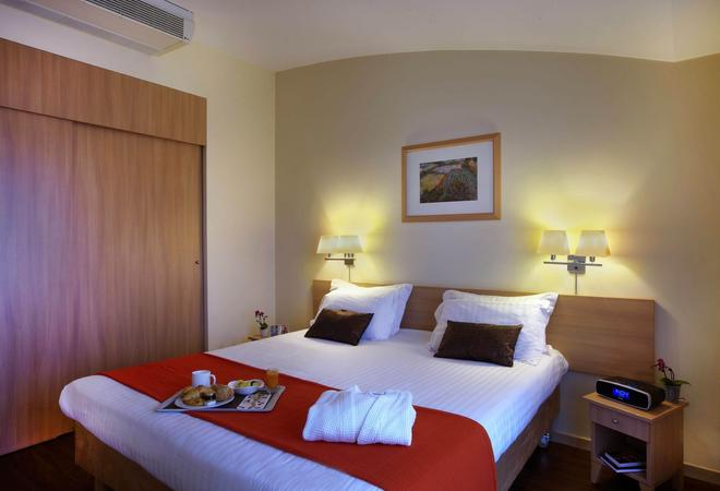 Citadines Didot Montparnasse - Paris - Bedroom