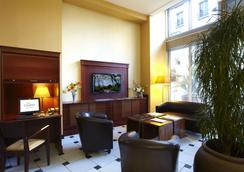 Citadines Didot Montparnasse - Paris - Lounge