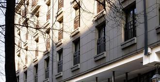 Citadines Les Halles Paris - Pariisi - Rakennus