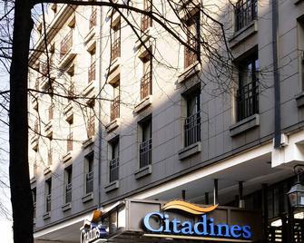 Citadines Les Halles Paris - Paris - Gebäude