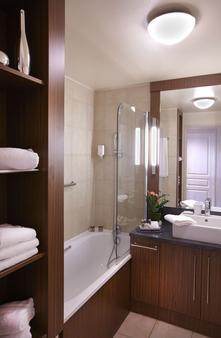 Citadines Apart'hotel Saint-Germain-des-Prés Paris - Paris - Bathroom