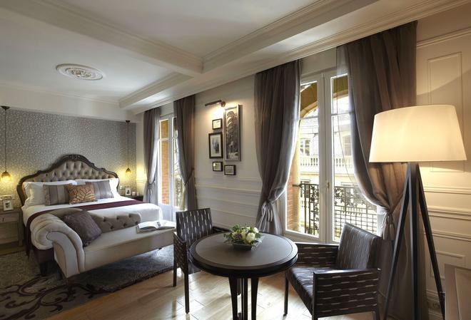 La Clef Louvre - Pariisi - Makuuhuone