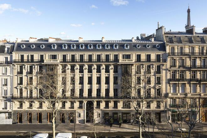 艾菲爾鐵塔之鑰巴黎酒店 - 巴黎 - 巴黎 - 建築