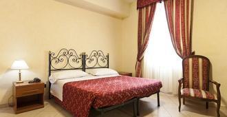 斯特隆伯利酒店 - 羅馬 - 羅馬 - 臥室