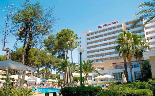 Hotel Riu Playa Park - Thành phố Palma de Mallorca - Toà nhà