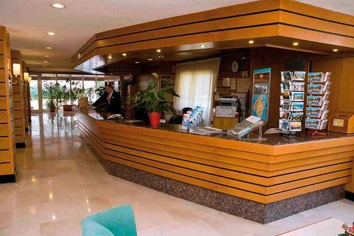 Hotel Riu Playa Park - Thành phố Palma de Mallorca - Lễ tân
