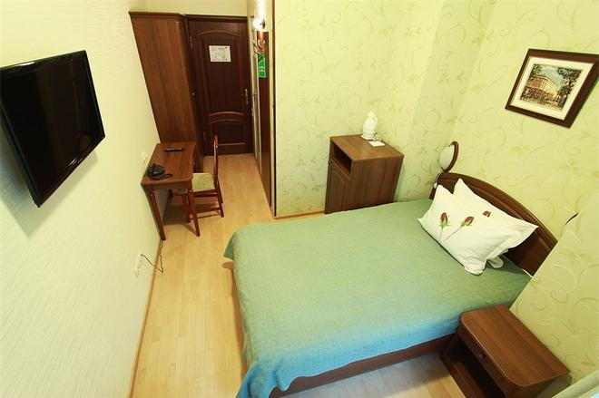 Zlatoust hotel - San Pietroburgo - Camera da letto