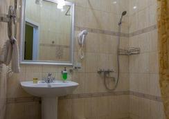 Zlatoust hotel - Saint-Pétersbourg - Salle de bain