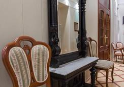Zlatoust hotel - Saint Petersburg - Lobby