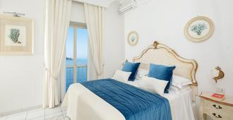 Hotel Onda Verde - Praiano - Κρεβατοκάμαρα