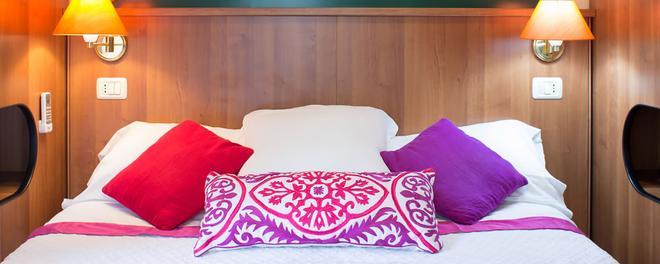 Hotel Ivanhoe - Rom - Schlafzimmer