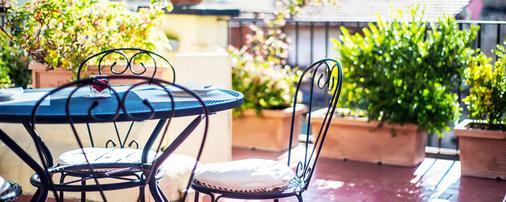 Hotel Ivanhoe - Rome - Balcony