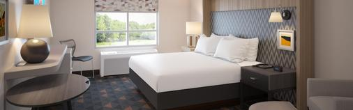 Holiday Inn Fort Myers - Downtown Area - Fort Myers - Makuuhuone