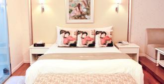 Hotel Diamant - Seoul - Bedroom