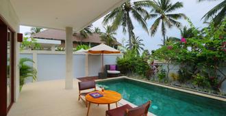 Anema Resort Gili Lombok - Tanjung - Piscina