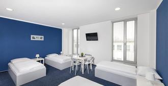 Hotel & Hostel Letov - פראג - חדר שינה