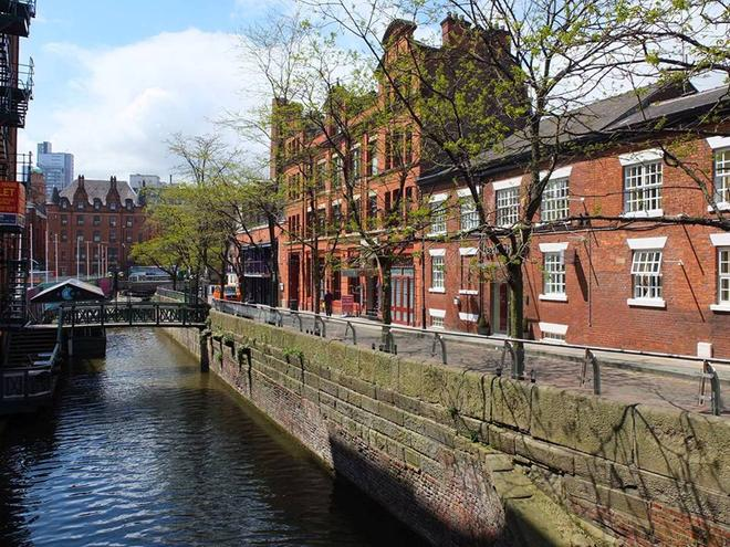 Le Ville Hotel - Manchester - Toà nhà