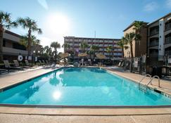 Beachfront Palms Hotel - Galveston - Pool