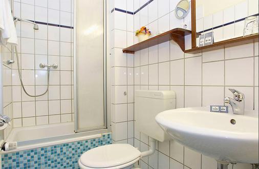 Juncker's Hotel Garni - Berlin - Bathroom