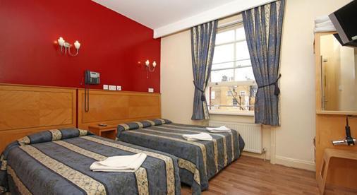 St Mark Hotel - London - Bedroom