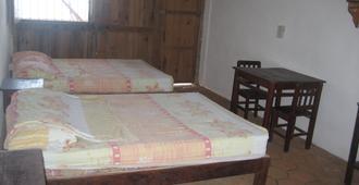 Posada Brisa Marina - Zipolite - Bedroom