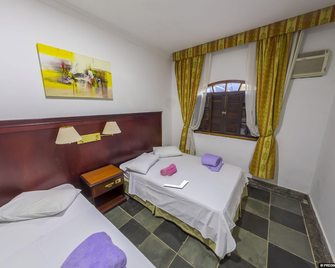 Vale do Encantado Park Hotel - Guararema - Slaapkamer