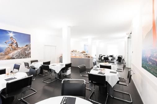 โรงแรมซานโตนี ฟรีโลโซฟี - ตอร์โบเล - ร้านอาหาร