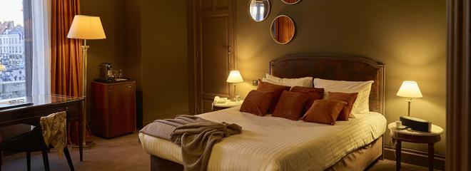 卡爾頓酒店 - 里耳 - 里爾 - 臥室