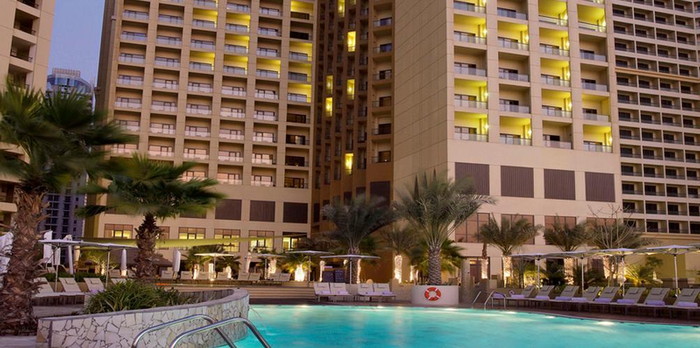 Amwaj Rotana Jumeirah Beach Residence Ab 102 3 1 7 Dubai