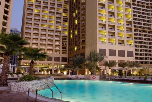 Amwaj Rotana - Jumeirah Beach Residence - Dubai - Toà nhà