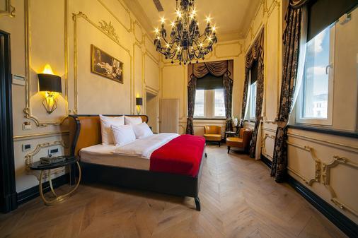 加拉塔諾斯特恩酒店 - 伊斯坦堡 - 伊斯坦堡 - 臥室
