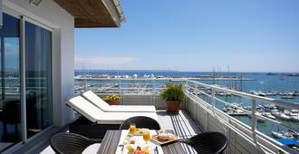 Hotel Costa Azul - פלמה דה מיורקה - מרפסת