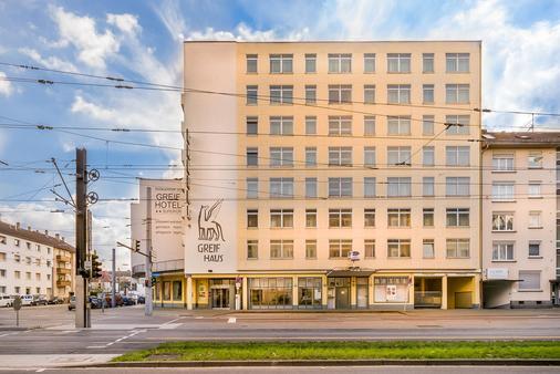 Hotel Greif Karlsruhe - Karlsruhe - Rakennus