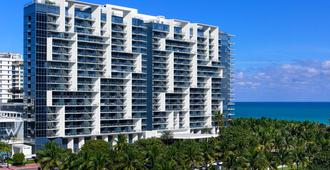 W South Beach - Miami Beach - Edificio